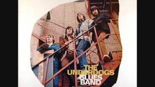 THE UNDERDOGS BLUES BAND - Hey Gyp