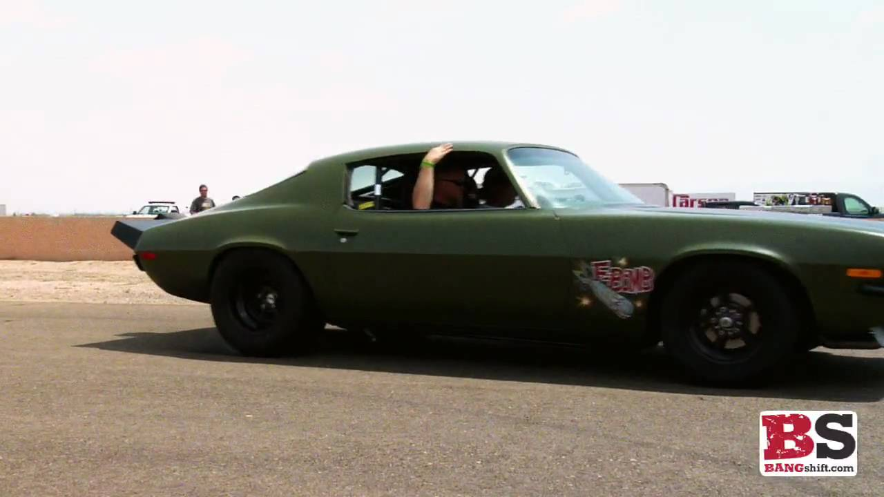 Fast And Furious 4 F Bomb 1000ft Burnout Green 73