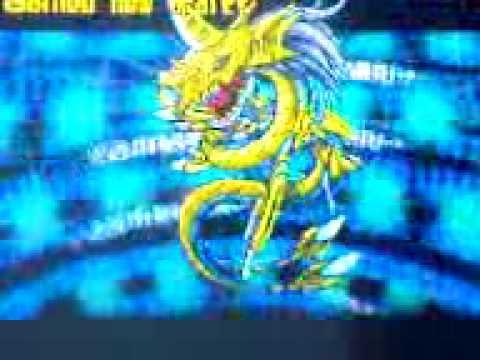 Digimon World DS Megaseadramon Digivolves to ...