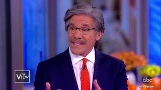 Geraldo Rivera on migrant caravan, birthright citizenship, and more