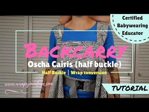 Oscha Cairis backcarry ( half buckle )