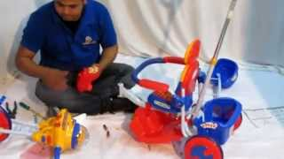 Sunbaby Tricycle Assembling Video
