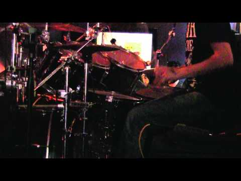 PUTRIDITY: Innate Butchery Aptitude (incomplete) - Drumcam (280BPM)