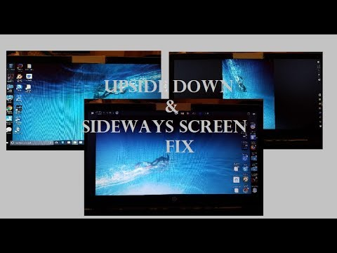 easy-fix-l-how-to-fix-a-upside-down-and-sideways-screen-display