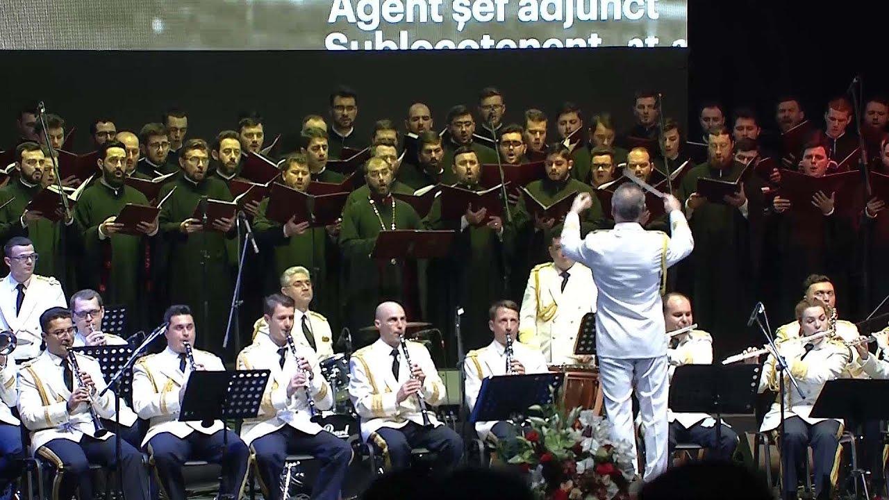 "Spectacol ""Uniți prin Centenar"" - ""Treceți batalioane române Carpații"""