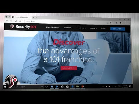 All About Franchising With Security 101