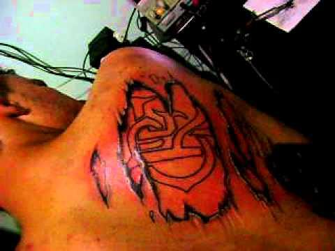 Gleydson Tatuagem Do Flamengo Youtube