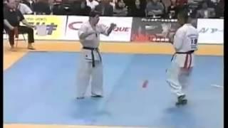 Les plus beaux KO en Karate