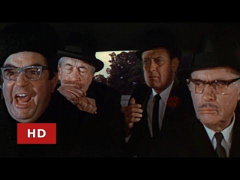 Four Spy Chiefs Scene   Casino Royale (1967)
