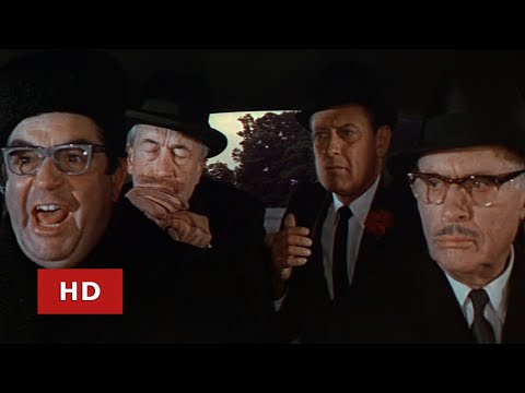 Casino Royale (1967) Four Spy Chiefs Scene