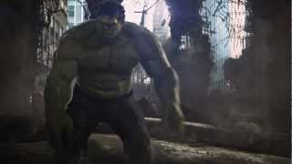 "Descargar ""The Avengers: Los Vengadores"" Blu-ray 2012 