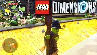 "Lego Dimensions ""The Wizard of Oz"" Adventure World Guide #10"