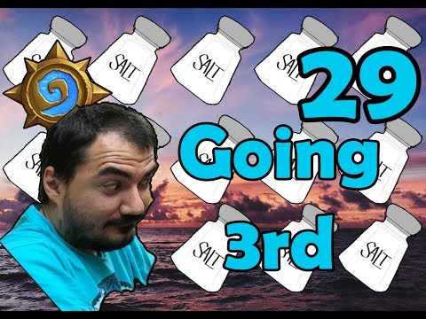 Download Youtube: Kripp - Salterino Ep.29 - Is Salt Vegan? [Hearthstone Journey to Un'Goro]