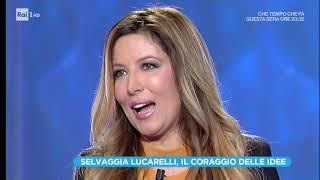 Selvaggia Lucarelli, il coraggio delle idee - Domenica In 20/05/2018