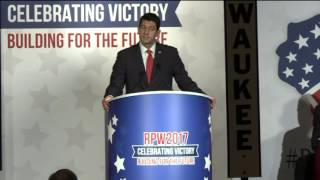 wisconsin republicans talk trump 2018 elections at annual convention