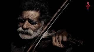 على كمان الألم تعزف دموعنا  موسيقى حزينة جدا   مؤثرة 😞؟