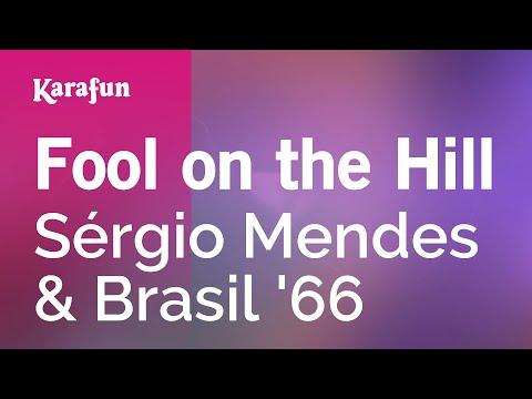 Karaoke Fool on the Hill - Sérgio Mendes *