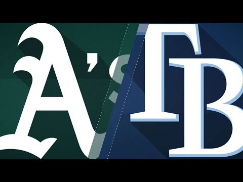 🔴 Tampa Bay Rays Vs. Oakland Athletics LIVE STREAMING| AL Wild Card Game 2019
