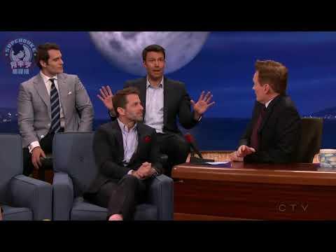 【Batman V Superman】Ben Affleck Talk About Jared Leto's JOKER At Conan Show.