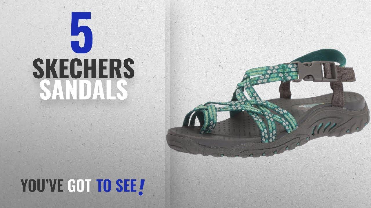 c2c766d11 Top 5 Skechers Sandals  2018   Skechers Cali Women s Reggae Loopy Toe Ring  Sandal