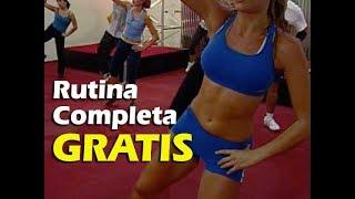 Rutina COMPLETA de TAEROBICS: 30 minutos de Cardio Kickboxing en Español