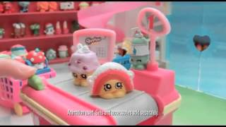 Kid Shopkins Mart Kids Supermarket Girls Boys Playset Toy Shopping Cash Fun Play