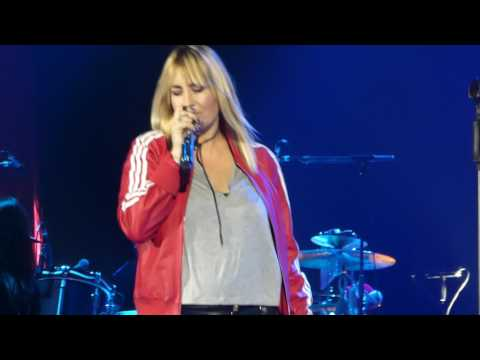 Sarah Connor - Muttersprache Live - From Zero To Hero - Olympiahalle München -  24.3.2017