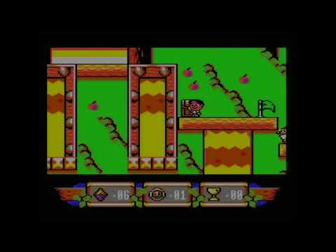 C64 Game - Sam's Journey - First Gameplay Part 3 - Commodore
