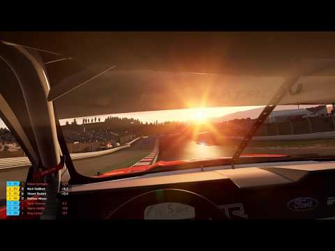 Project CARS 2 - Algarve in VR - WIP - Build 810