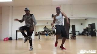 Vybz Kartel Strong, Camron One-Shot Dancehall Choreo