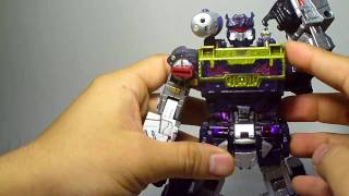 Custom Soundwave 5.0 (robot/ lamp / mp3 /  tank / data transfer)