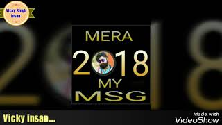 DSS.. Nice song... Dhan Dhan satguru Tera hi aasra ..