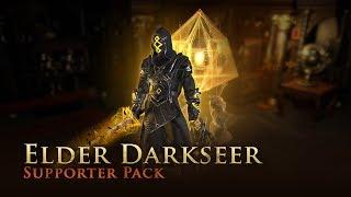 Path of Exile: Elder Darkseer Supporter Pack
