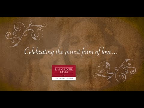 PNG & Sons TVC | P N Gadgil & Sons | PNG & Sons Leading Jeweller | PNG & Sons Celebrating Love