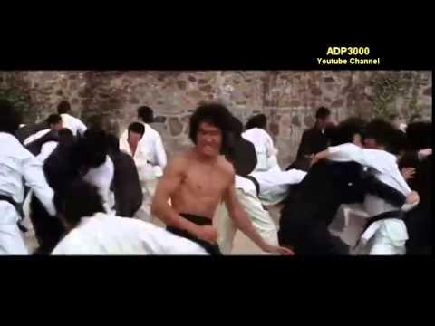 Bruce Lee Beats em' All - Super Enter The Dragon Turbo