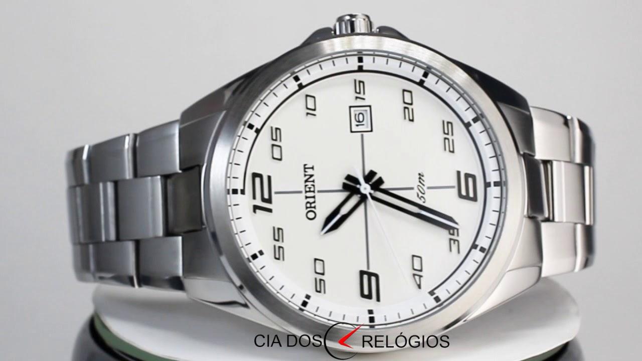 8594b6381cc Orient Sport Masculino MBSS1220 BPSX. Cia dos Relógios
