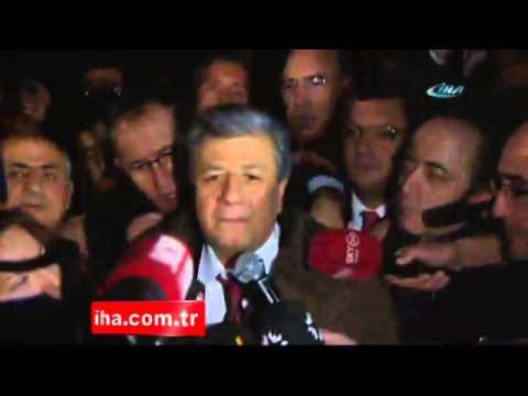 Mustafa Balbay tahliye edildi