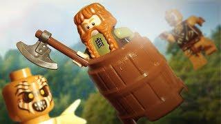 LEGO Bombur, the true Barrel Rider