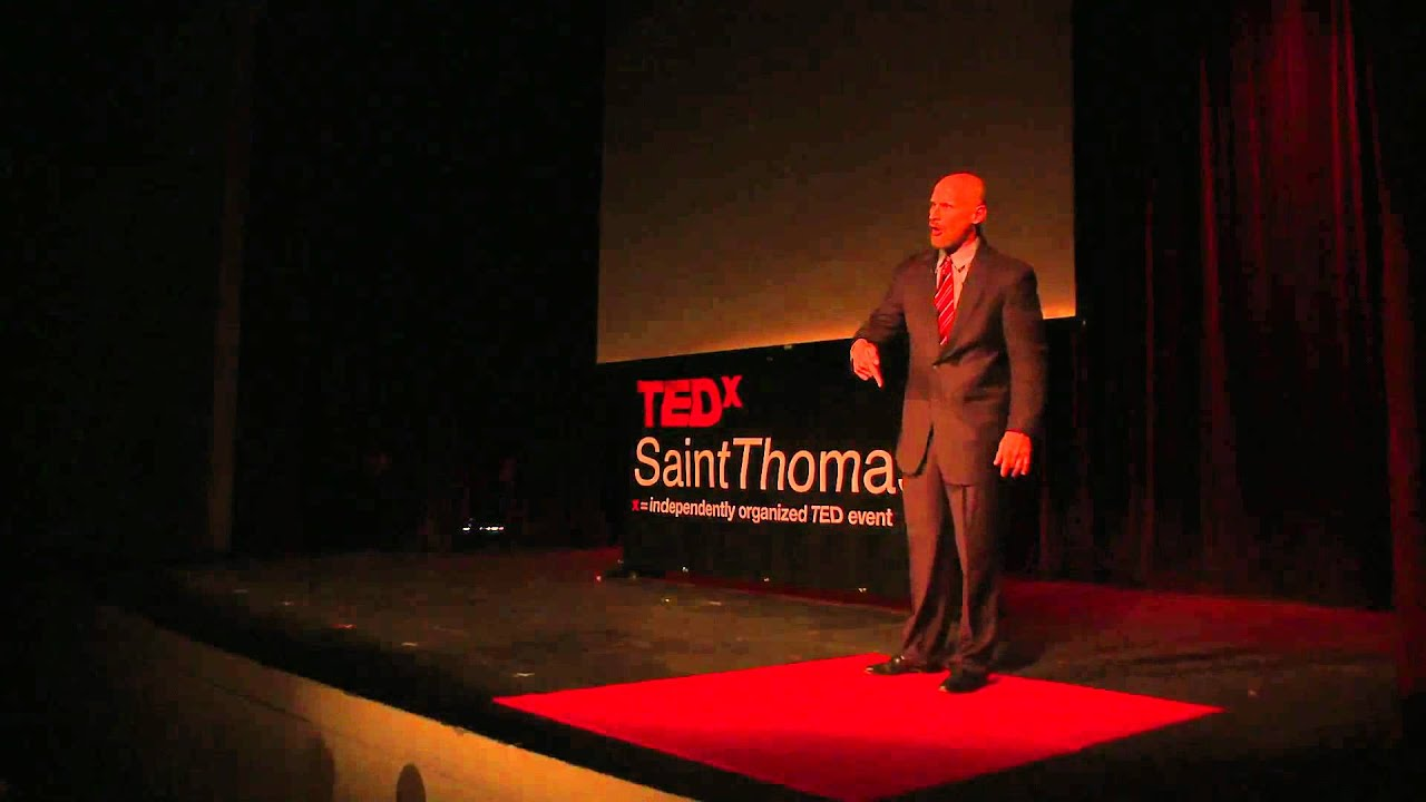Everything I Know I Learned in Kindergarten (and SEAL Training) | Kevin  Williams | TEDxSaintThomas