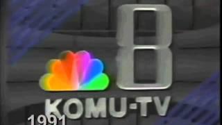 KOMU 8 (NBC) 1974 - 2008
