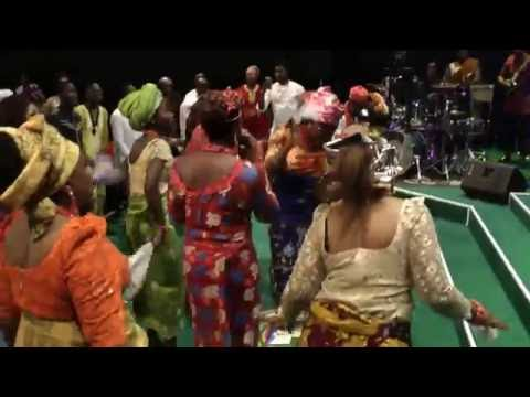 African Praise Festival 2016, Greenland Faith Ministries Intl. Parma Italy. Praise Section