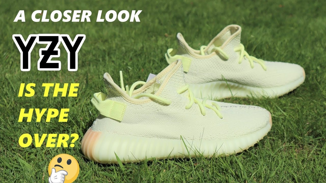 IS THE YEEZY HYPE DEAD? | Yeezy Boost 350 V2 Butter Review