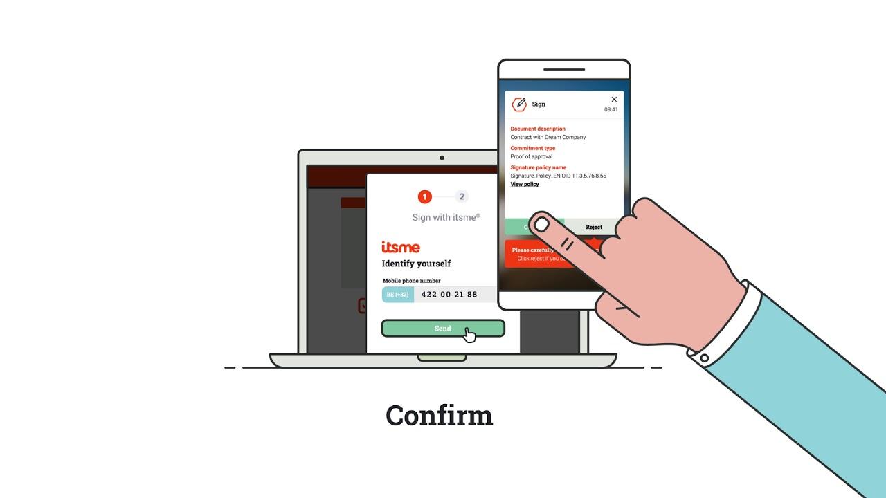 FAQ | itsme®