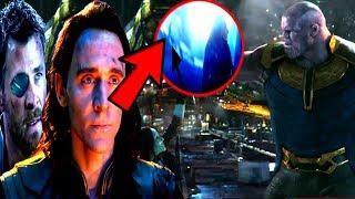 Loki FAKE Death In Infinity War NEW IMAGE REVEALED! Loki Key To STOPPING Thanos In Avengers 4
