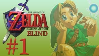 Ocarina of Time [Blind] - 1 - WHY IS EVERYONE HUMPING SOMETHING?