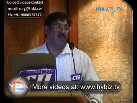 P.R Chaganti, Manager of NSIC, CII  - hybiz.tv