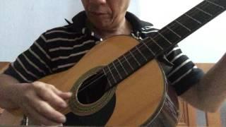 Tình bắc duyên nam - Phi Nhung - cover - Guitar solo