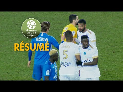 Grenoble Chateauroux Goals And Highlights