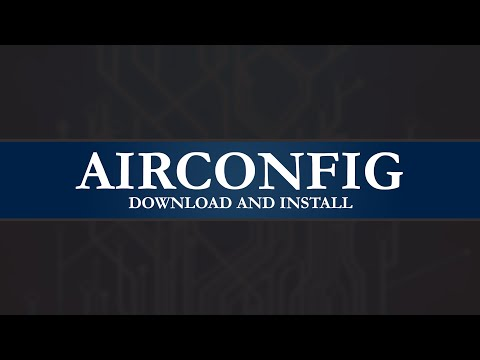 Download and Install the airConfig Tool | Magnum Energy Solu