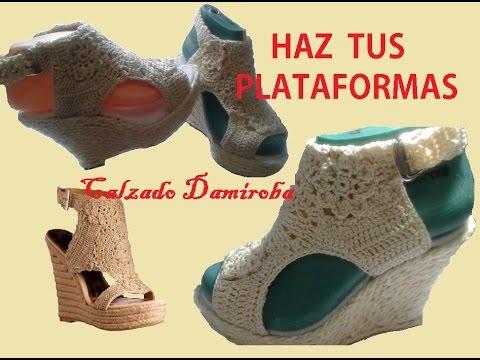 Paso Sandalias A 1 De Plataforma Video KJTluF1c3